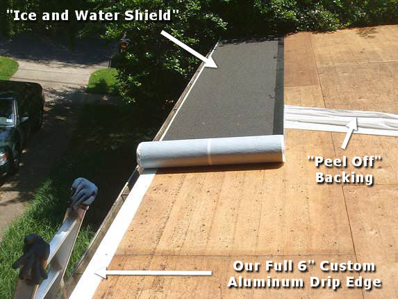 Md Roof Estimate Sample Report Md New Roof Roofers